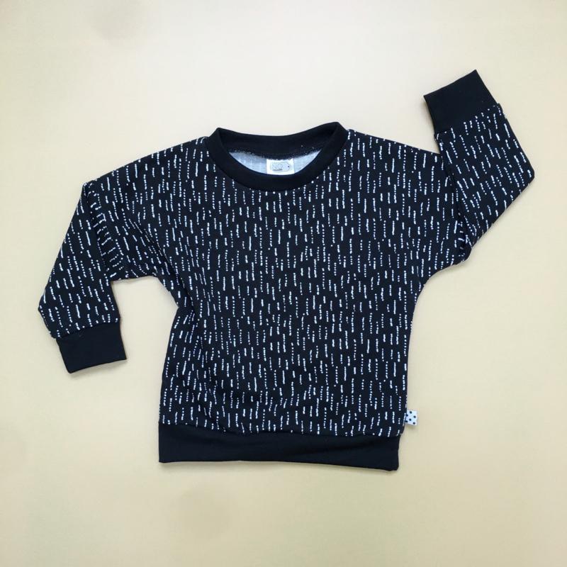 Funky stripes Sweater