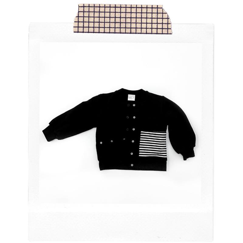 Stripes pocket Bomber jacket