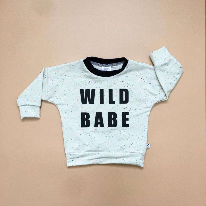 Wild babe sweater