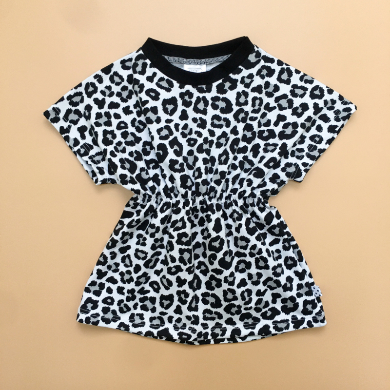 Leopard Elastic Dress