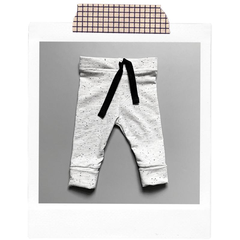 Legging pants Off-white sprinkles