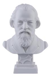Borstbeeld Brahms
