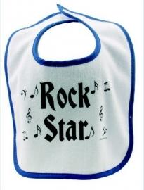 "Slabbetje ""Rock Star"""