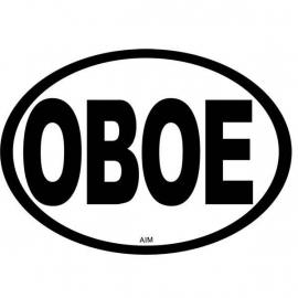 Automagneet 'Oboe'