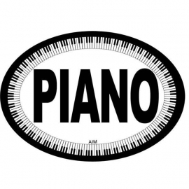 Automagneet 'Piano'