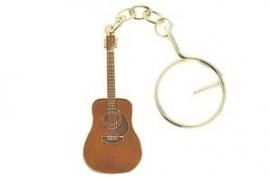 Sleutelhanger Martin D-45 akoestische gitaar
