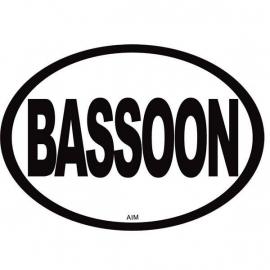 Automagneet 'Bassoon'