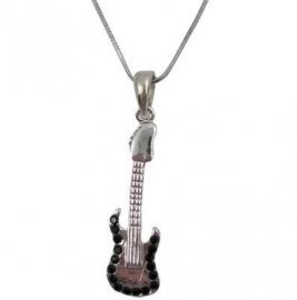 Ketting met elektrische gitaar