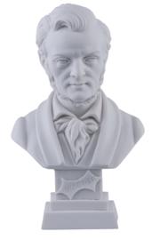 Borstbeeld Wagner