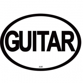 Automagneet 'Guitar'