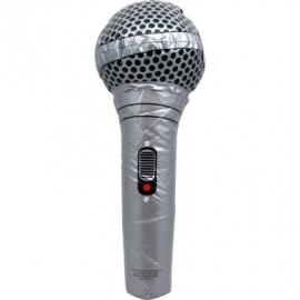 Kleine opblaasbare microfoon
