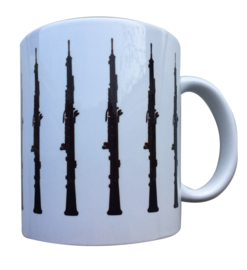 Koffiekopje met hobo's