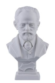 Borstbeeld Tchaikovsky
