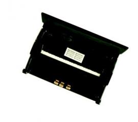 3D magneet met zwarte piano