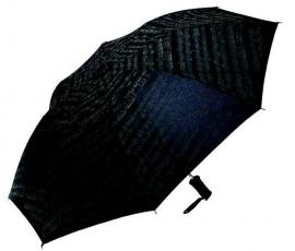 Opvouwbare paraplu met bladmuziek