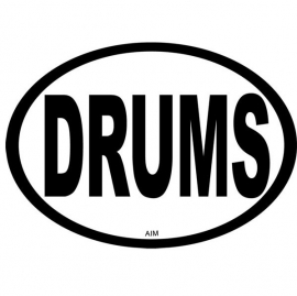 Automagneet 'Drums'