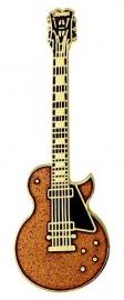 Speldje gitaar Les Paul Custom verguld