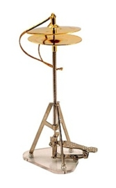 Kerstversiering Hi Hat 13 cm