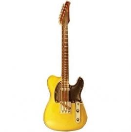 Speldje gitaar Telecaster geel