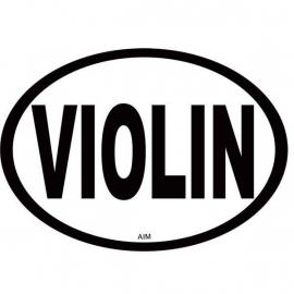 Automagneet 'Violin'