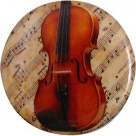 Button met viool