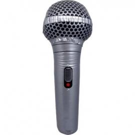 Grote opblaasbare microfoon