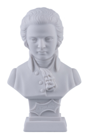 Borstbeeld Mozart