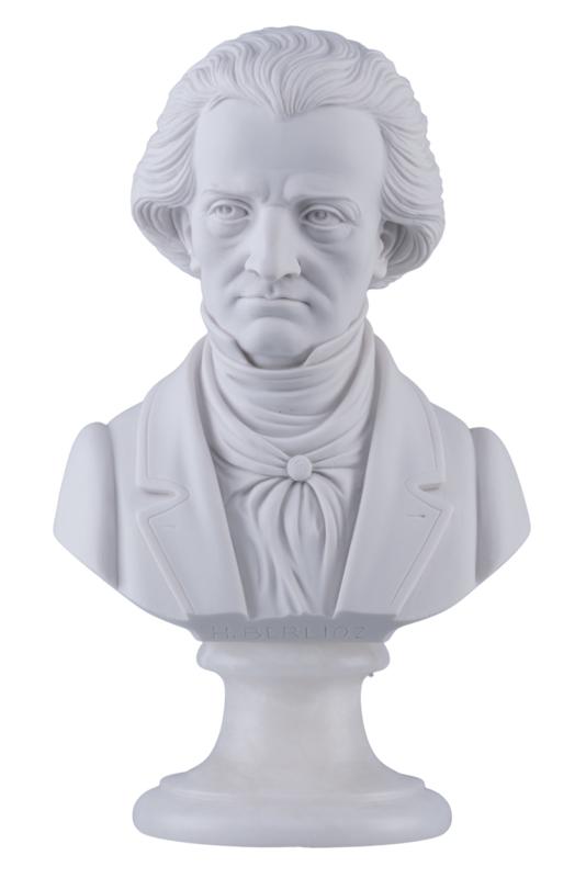 Borstbeeld Berlioz