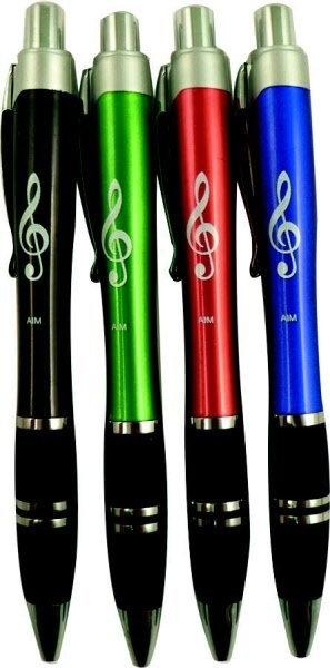 Pen 'Madison' met vioolsleutel