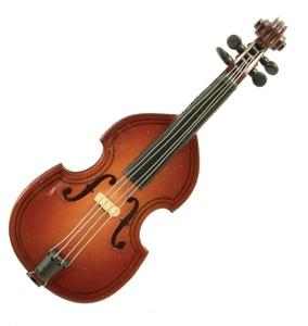 3D magneet met cello