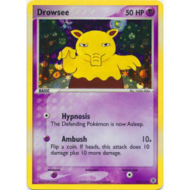 Drowsee  (EX FireRed & LeafGreen)