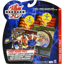 Bakugan card power pack