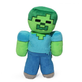 Minecraft Pluche Knuffel - Zombie