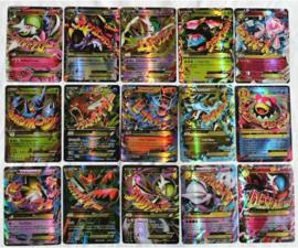 100 EX en GX kaarten