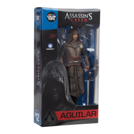 Assassins Creed Movie: Aguilar 18CM inch actiefiguur