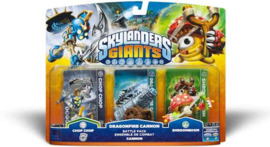 Skylanders Giants: Battle Pack