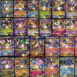 30.000x EX pokemon kaarten
