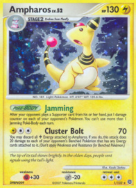 Ampharos Lv.52 (Secret Wonders)