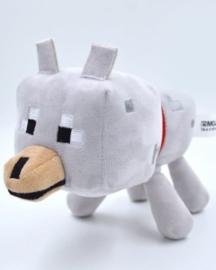 Minecraft Pluche Knuffel - Wolf