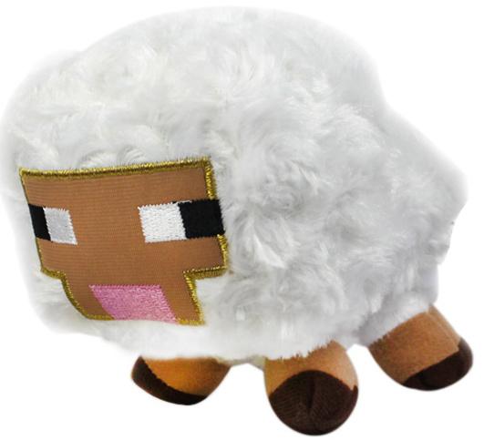 Minecraft schaap knuffel