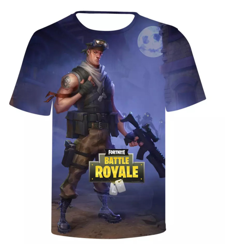 Fortnite shirt #09