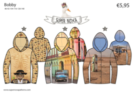 Patroon Super Nova Bobby sweater