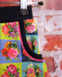 DIY Linda Rokje Blokken en bloemen