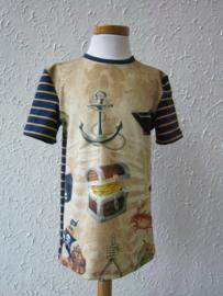 DIY pakket shirt piraat
