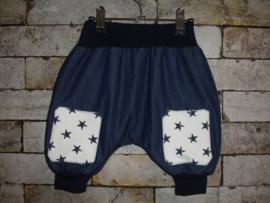 DIY pakket Dennis jeans/stars