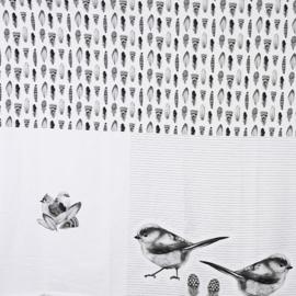 STENZO paneel / vogels