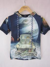 DIY pakket shirt Bobby Space Car