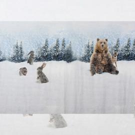 STENZO 2x paneel / winter