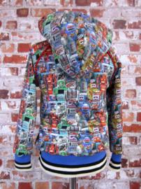 DIY Sweater Robots Ki-Ba-Doo Mix and Match