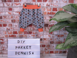DIY pakket Dennis Teddy's Brown